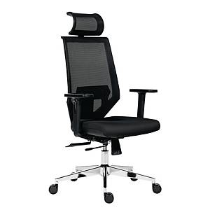 ANTARES EDGE MANAGER CHAIR MESH BLACK