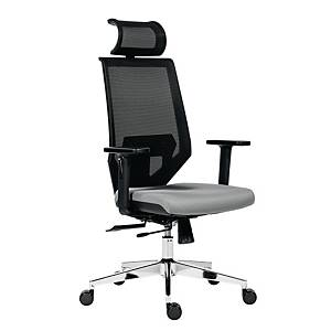 ANTARES EDGE MANAGER CHAIR MESH GRAY