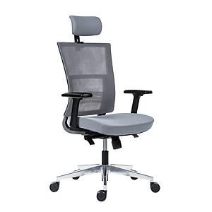 Antares Next Mesh irodai szék, szürke