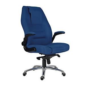 Manažerská židle Antares Markus 8400, modrá