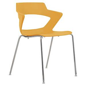 ANTARES AOKI CONFERENCE CHAIR ORANGE