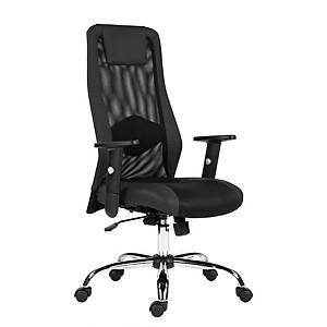 Antares Sander, irodai szék, fekete