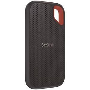 SANDISK E60 EXTREME PORTABLE SSD 500GB