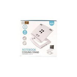 엑토 토네이도 노트북 쿨링 스탠드(USB 4포트) NBS-09WH 화이트