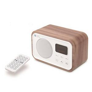 IRIVER IR-R1000 WOOD BLUETOOTH SPEAKER