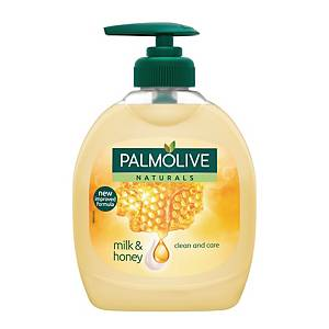 Palmolive nestesaippua Milk & Honey 300ml