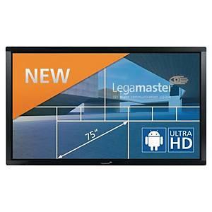 Ecran interactif tactile Legamaster ETX-7500 - Ultra HD - 75
