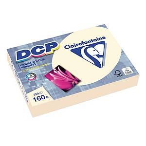 Carta avorio professionale DCP per stampe a colori A4 160 g/mq - risma 250 fogli