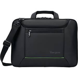 Laptoptasche Targus Ecosmart, 15,6 Zoll, schwarz