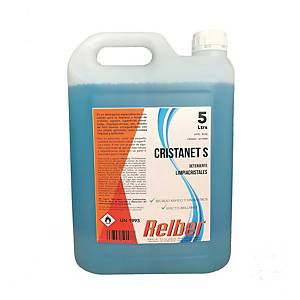 CRISTANET GLASS CLEANER 5L