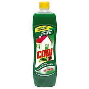 Limpiador profesional desengrasante Codi - 1 L - aroma pino