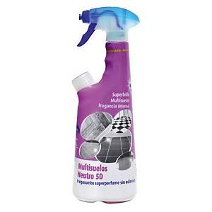 Limpiador concentrado multisuelos Concentralia - 425 ml