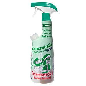Limpiador concentrado para baños antical Concentralia - 425 ml