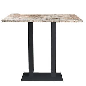 OFFICE TABLE 120X70X112CM H BASE NAT PIN