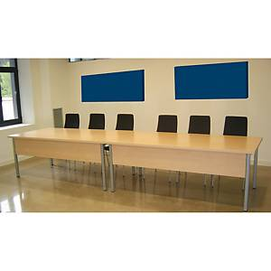 WALL ACOUSTIC PANEL120X60CM BLUE