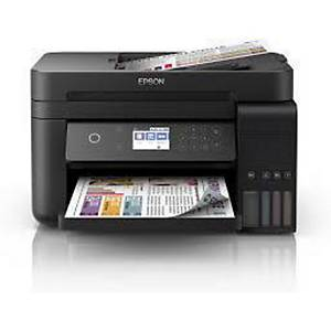 Epson ET-3750 EcoTank Multi-Function Colour Inkjet Printer A4