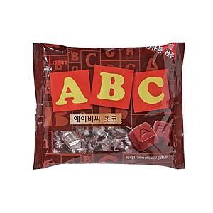 ABC 초코렛 200g