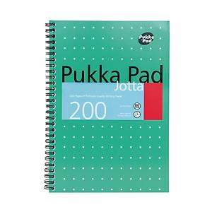 Pukka 8520-Met Metal Jotta Notebook B5