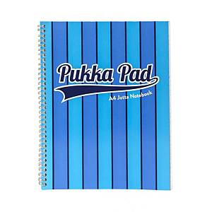 Pukka 8542-Vogue Jotta Pad A4 Blue