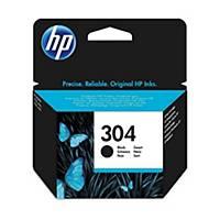HP inkoustová kazeta 304 (N9K06AE), černá