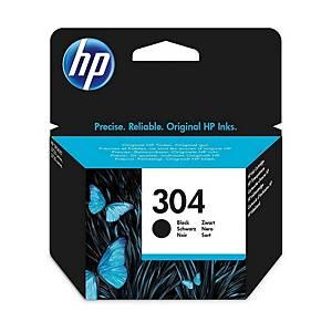 HP inkoustová kazeta 304 (N9K06AE) černá