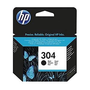 Cartuccia inkjet HP N9K06AE N.304 120 pag nero