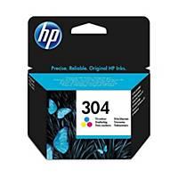 HP inkoustová kazeta 304 (N9K05AE), 3-barevná C/M/Ž