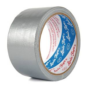 LOUIS Cloth Tape 2Inch X 8Yards 3  Core Silver