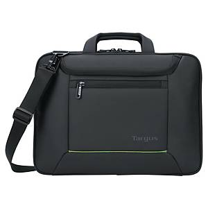 Targus Balance 15.6  Eco Smart Briefcase Black