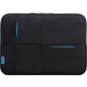 Samsonite 78145-1073 Airglow Laptop Sleeve 14.1  Black/Red