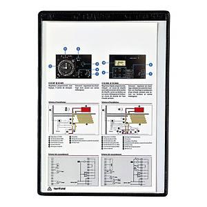System prezentacyjny TARIFOLD A4 magnetyczny