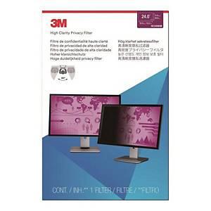 [직배송]3M 고선명 노트북 정보보안기 와이드형 HC240 W9B