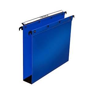 Dossier suspendu pour tiroir Elba Ultimate - PP - dos 50 mm - bleu - par 10