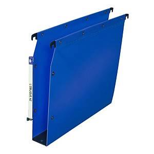 Dossier suspendu pour armoire Elba Ultimate - PP - dos 50 mm - bleu - par 10