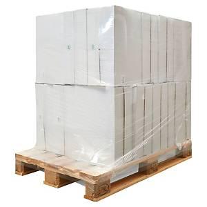 Film étirable pré-étiré soufflé - 5 µ - 40 cm x 600 m - lot de 6 bobines