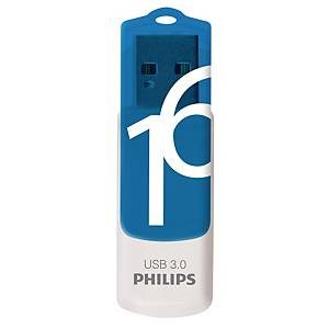 Memoria USB Philips Vivid 16 GB 3.0 blu