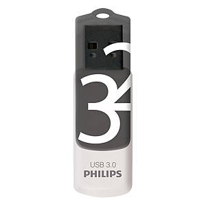 Memoria USB Philips Vivid 32 GB 3.0 grigio