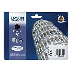 #EPSON C13T79114010 TUSZ BLACK