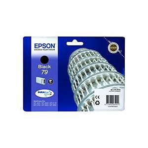 Tinteiro EPSON nº79 para Work Force Pro 5110DW preto