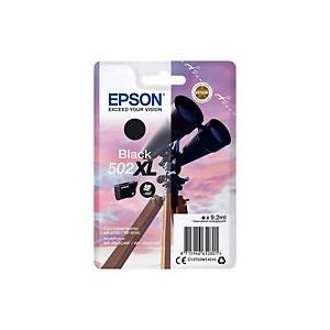 Tinteiro EPSON nº502XL para Work Force 2865DWF preto