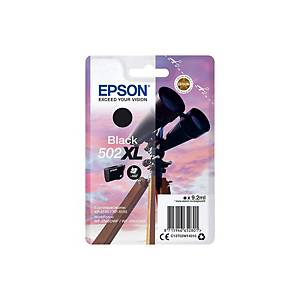 Cartucho de tinta Epson 502XL - negro