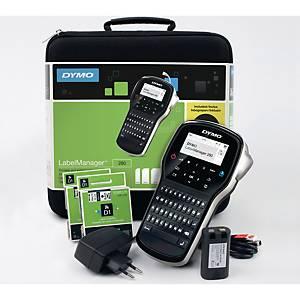 Beschriftungsgerät Dymo LabelManager 280, im Koffer