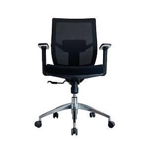 WORKSCAPE PRATO EM-209D Office Chair Mesh Fabric Black