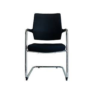 WORKSCAPE PAVIA EM-803G WAITING CHAIR BLACK