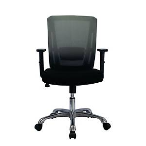WORKSCAPE HANNAH ZR-1021 Office Chair Mesh Fabric Black
