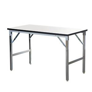 WORKSCAPE โต๊ะอเนกประสงค์พับได้ รุ่น TFP-80180 ขนาด 180X75X75 ซม.