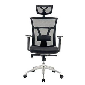 WORKSCAPE VERONA EM-207E EXECUTIVE CHAIR MESH FABRIC BLACK