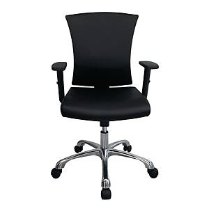 WORKSCAPE AVA ZR-1014V Office Chair PU Leather Black
