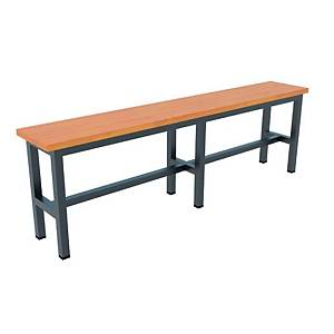 ZINGULAR เก้าอี้โรงอาหาร รุ่น CNCW30150 150X30X45 เซนติเมตร