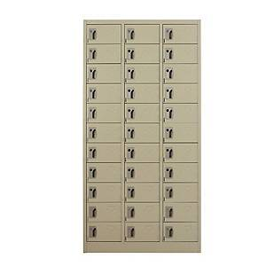 METAL PRO MET-6133N STEEL LOCKER 33 DOORS